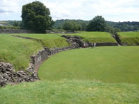 amfiteatrul ISCA