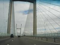 podul care separa Anglia de Wales